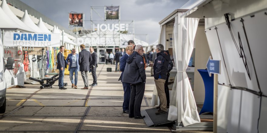 Damen Workboat Festival combines hospitality with on-the-water experiences and knowledge sharing