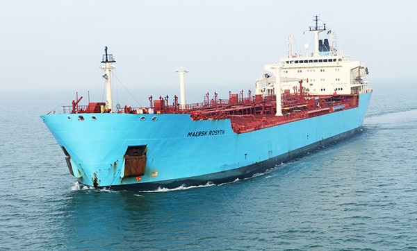Maersk Tankers increases its managed fleet by more than 20%