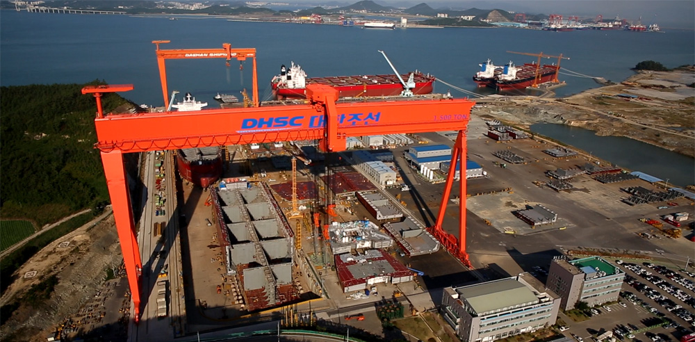 Daehan Shipbuilding receives approval for small-size LPG carrier design