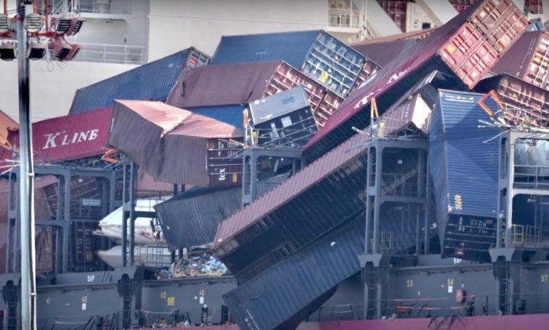 Cargo damage on ONE Apus reaches $200 million