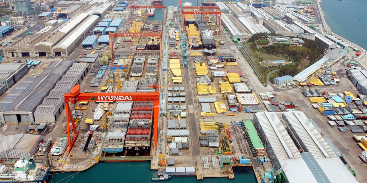 Korea Shipbuilding receives 400 billion won order for VLCCs