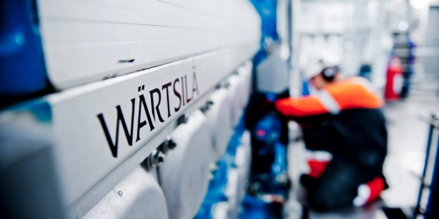 Wärtsilä and Grieg to build world's first green ammonia fueled tanker