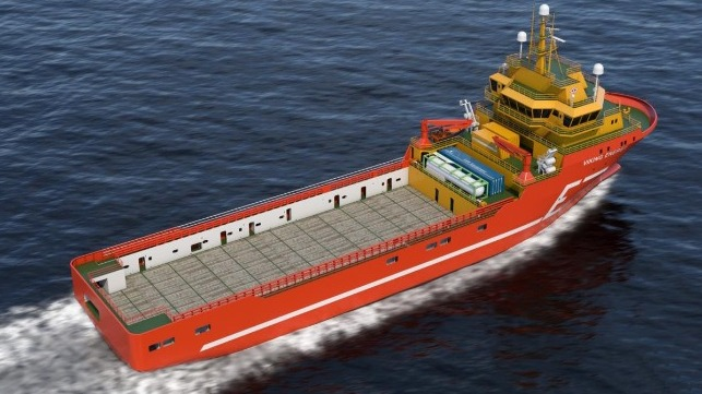 EU funds world's first vessel with ammonia-powered fuel cell