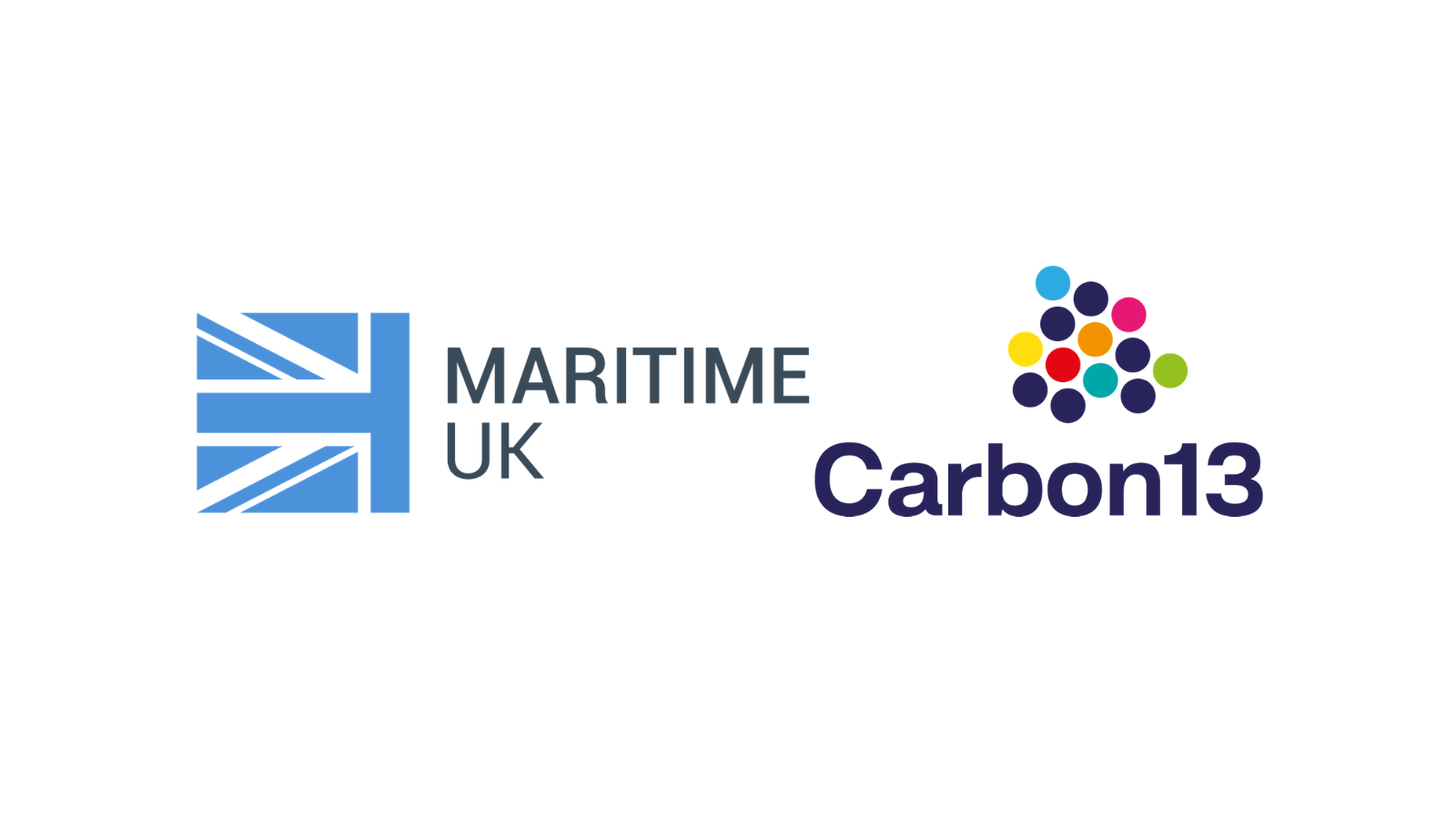 Maritime UK to work with Carbon13 to accelerate maritime decarbonisation