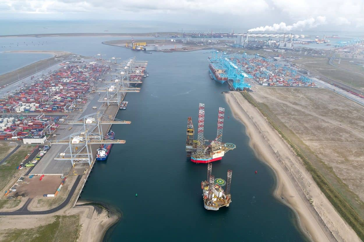 Rotterdam Port becomes part of a feasibility study named HySupply