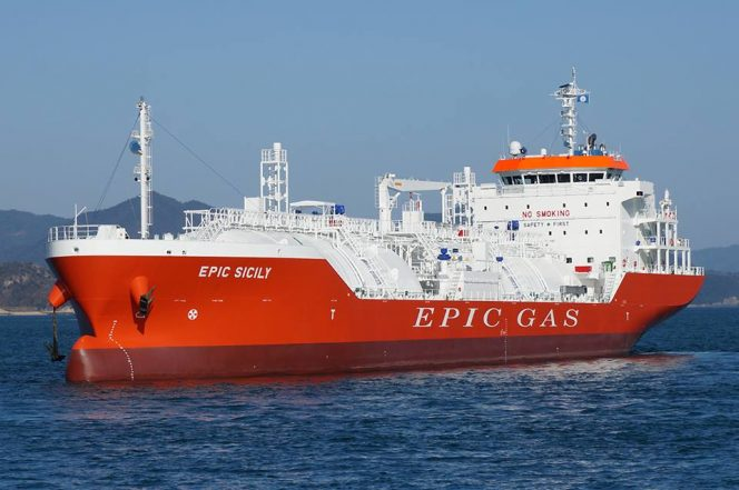 Epic Gas and Lauritzen to combine their fleet to create BW Epic Kosan