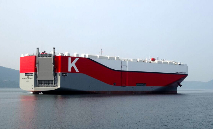 K Line completes sale of container terminal operator in US