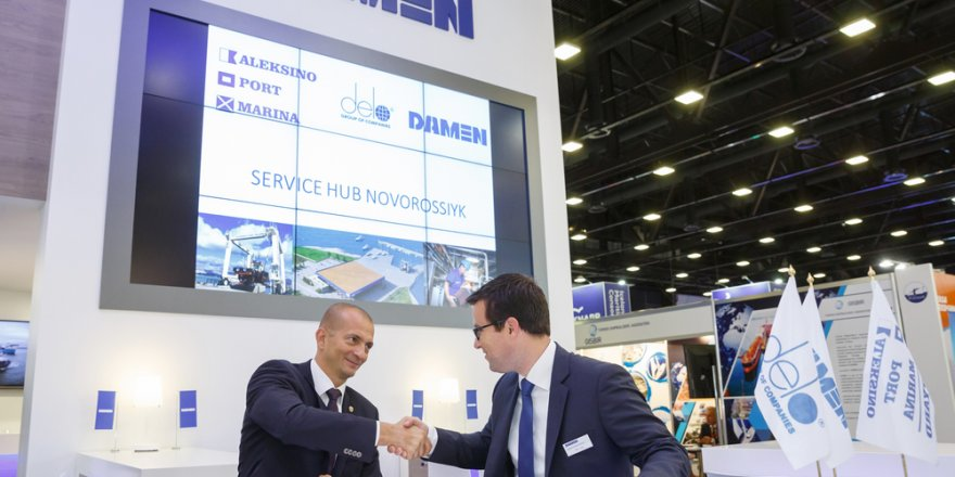 Damen to open Service Hub in Russian Black Sea port