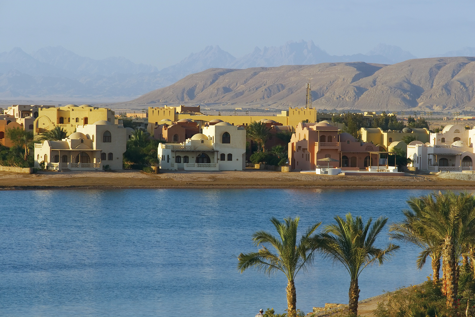 Red Sea waits for its first battery hybrid ferry
