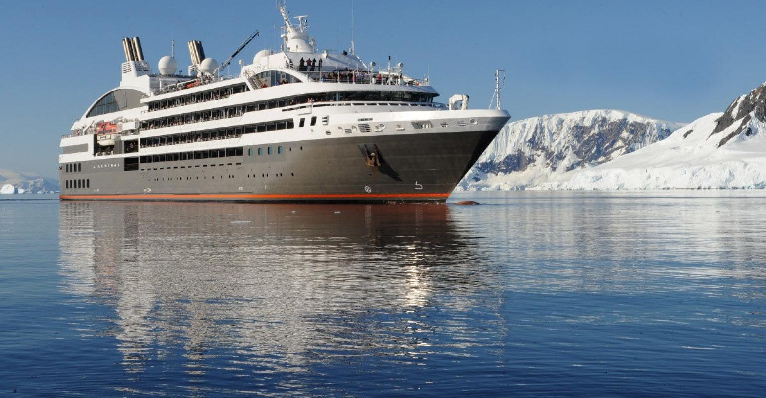 Ponant receives conditional approval to cruise in New Zealand