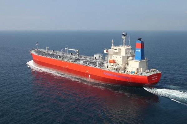 New methanol carrier joins MOL's fleet