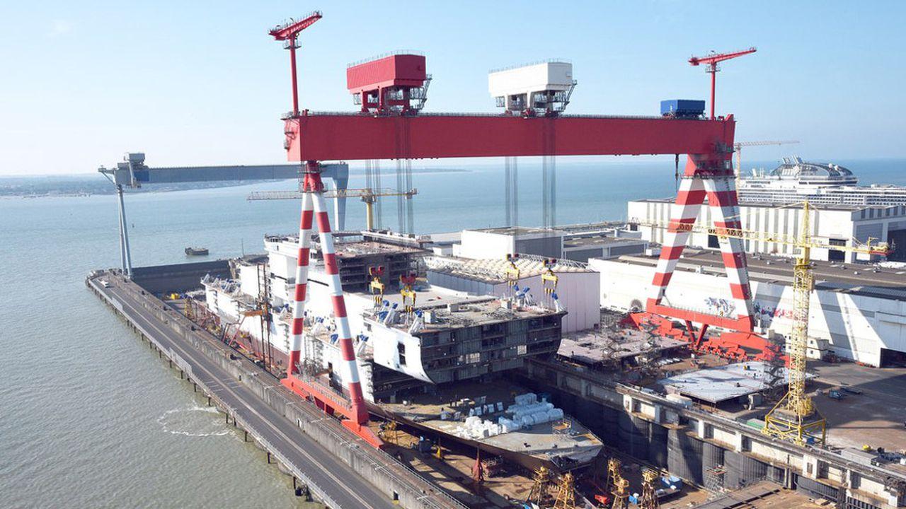 Fincantieri receives one-month extension for acquisition of Chantiers de l'Atlantique