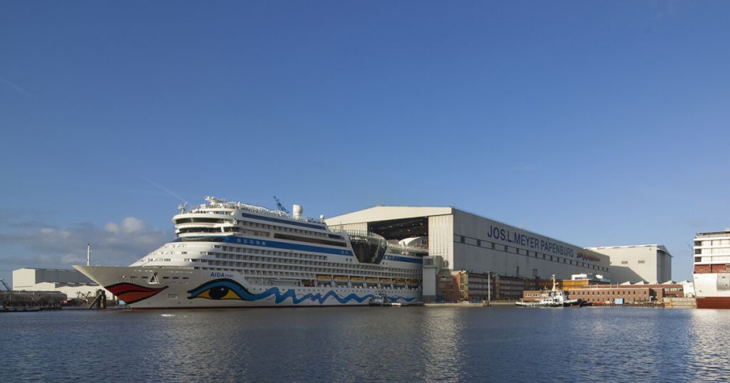 Meyer Werft to work on zero-emission cruise ship tech