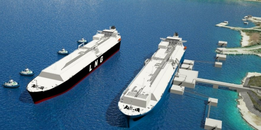 Croatia's LNG Terminal to start operations on Friday