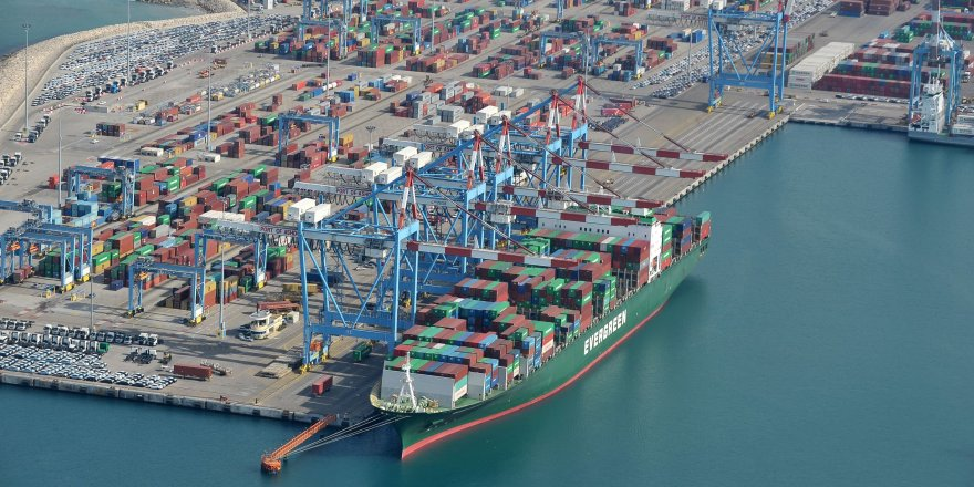 Port of Ashdod purchases five new advanced ship to shore container cranes