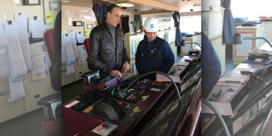 Cyber Security Tests On Zim Genova Containership Demonstrate Naval Dome Solution