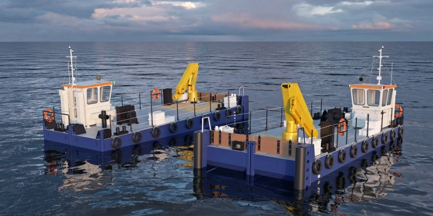 Damen signs contract with Canada's Group Ocean for two Modular Multi Cats
