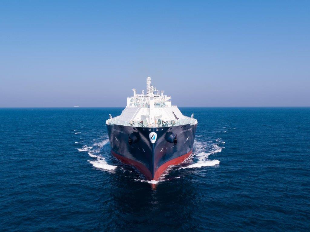 Minerva receives delivery of LNG newbuild from Daewoo