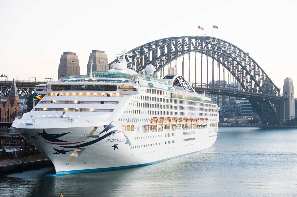 P&O Cruises extends its operational pause in New Zealand