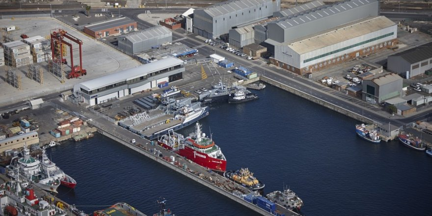 Damen Shipyards Cape Town (DSCT) receives Project Biro order from Armscor
