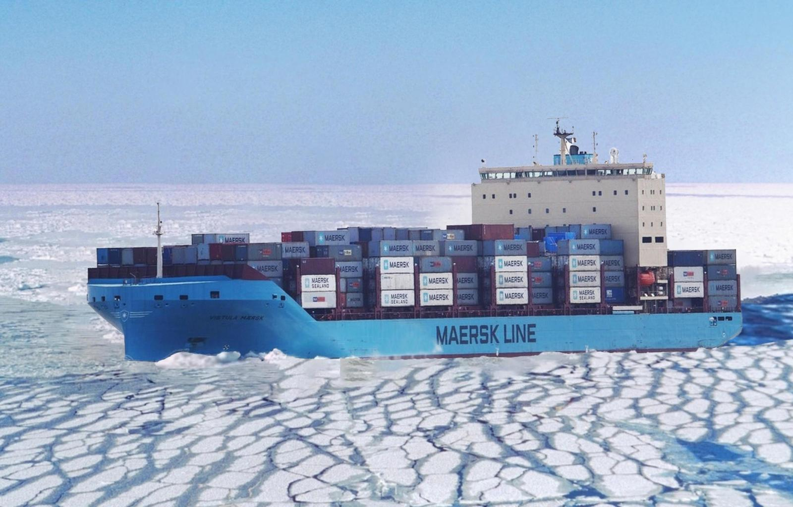 Maersk unveils its plans on decarbonization