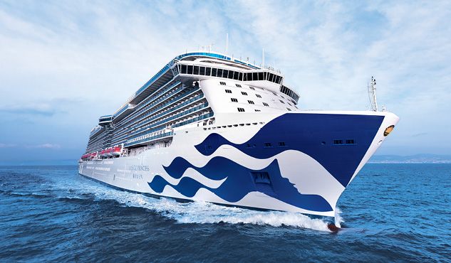 Princess Cruises expands pause of cruise operations through May 14