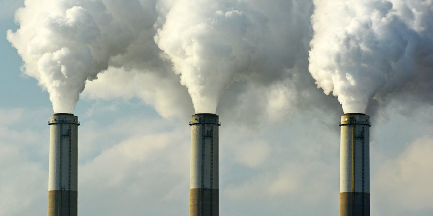 Carbon dioxide levels of today became %50 higher than 18th century