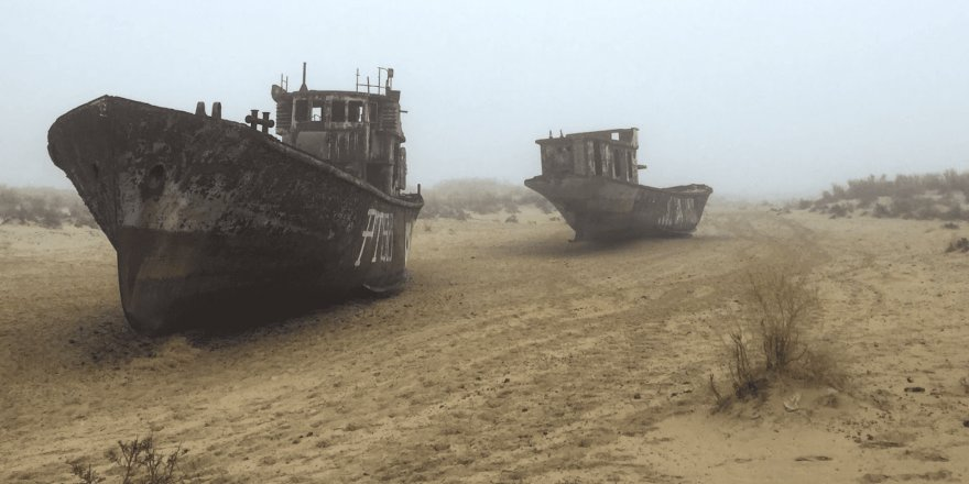 Kazakhstan aims to bring Aral Sea's landscape back to life