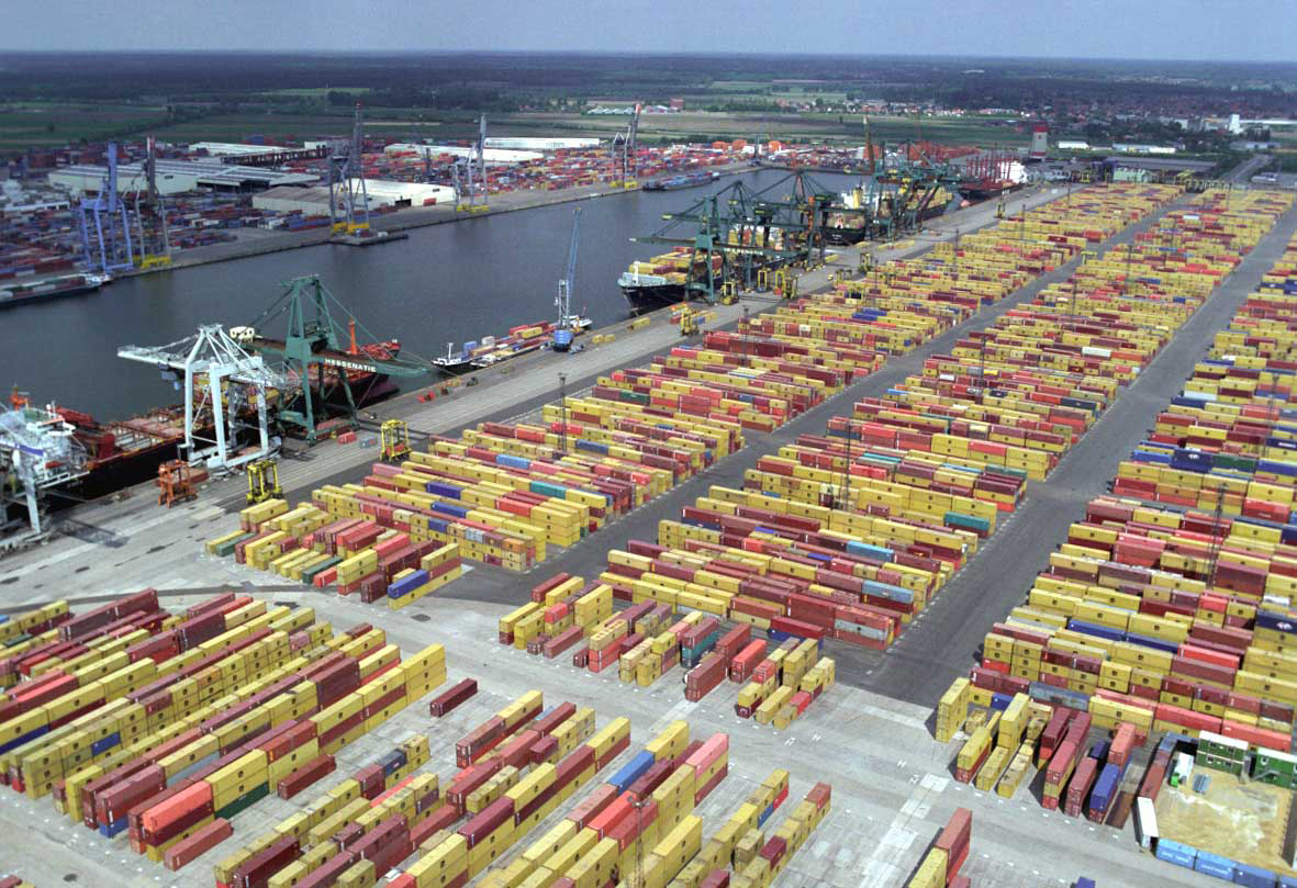 Antwerp Port appoints International Representative for Russia