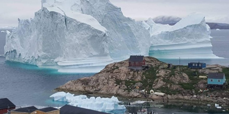 Bacterias on Greenland ice sheet trigger greater melting