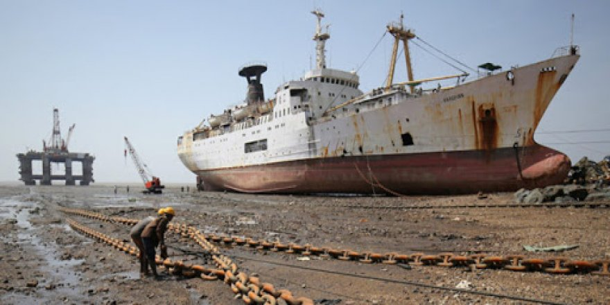 NGO Shipbreaking highlights deaths in shipbreaking facilities of Bangladesh