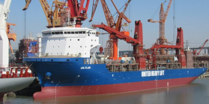Germany's United Heavy Lift receives its 1st F900 Eco-Lifter
