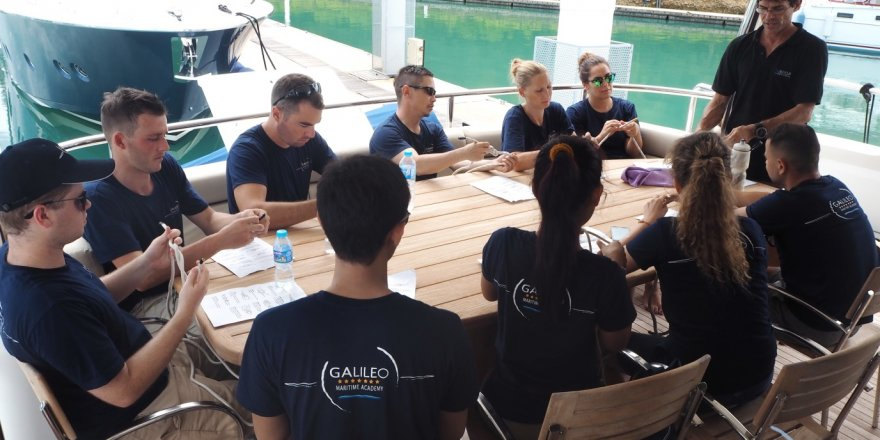How Galileo Became the MCA Flag-ship Maritime Academy in Asia by CEO Anthony H Gould