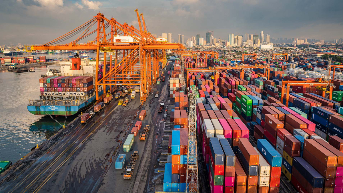 Manila Container Terminal raises its annual capacity to over 3.3 million TEUs