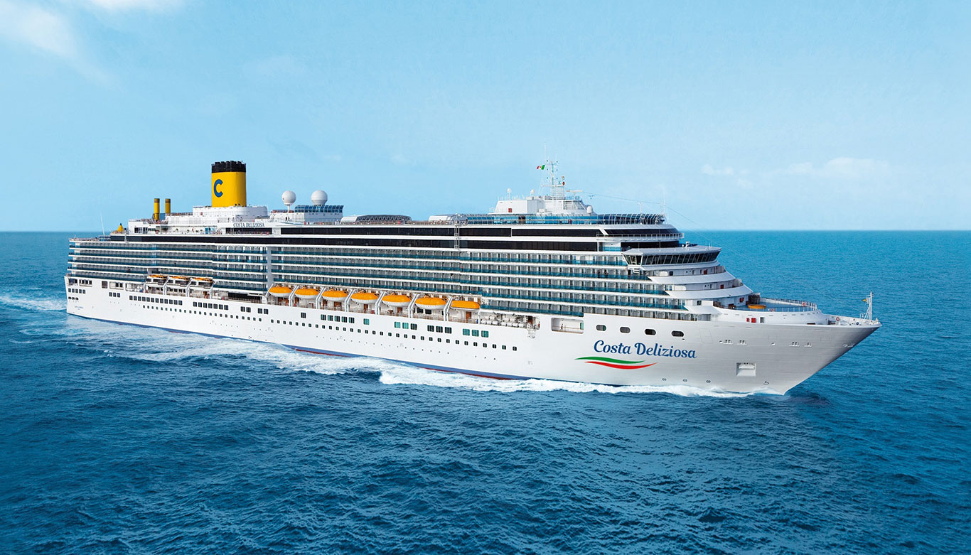 Costa Cruises postpones restart of Italy program to March