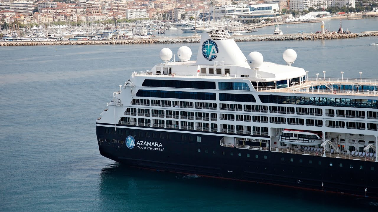 Azamara expands its fleet with a fourth ship