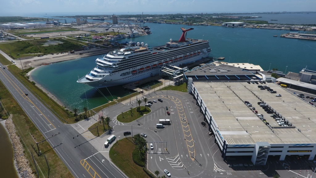 Port Canaveral waits for Carnival's new Mardi Gras and more