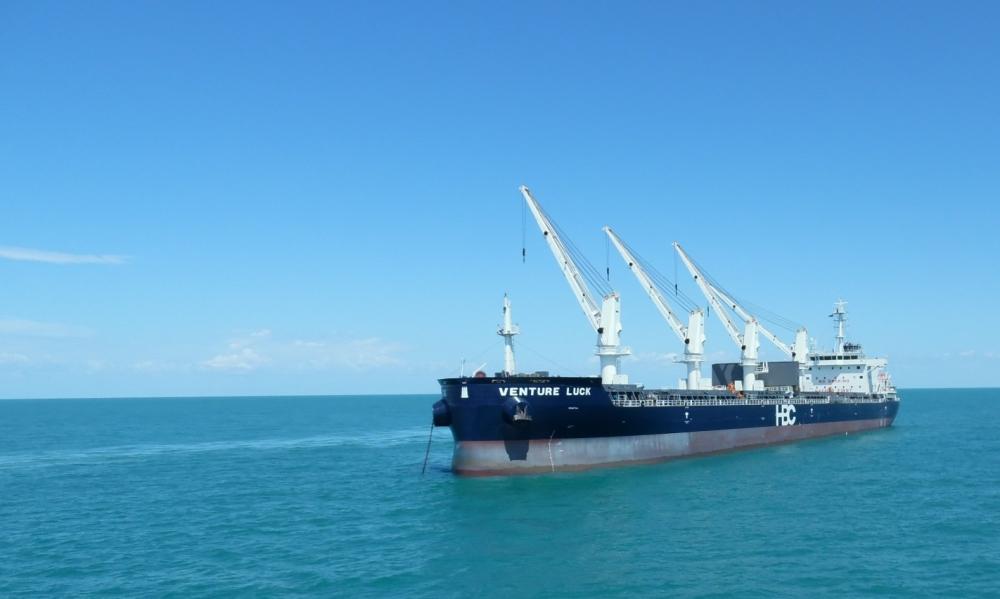 Hamburg Bulk Carriers' Singapore offspring offloads more ships