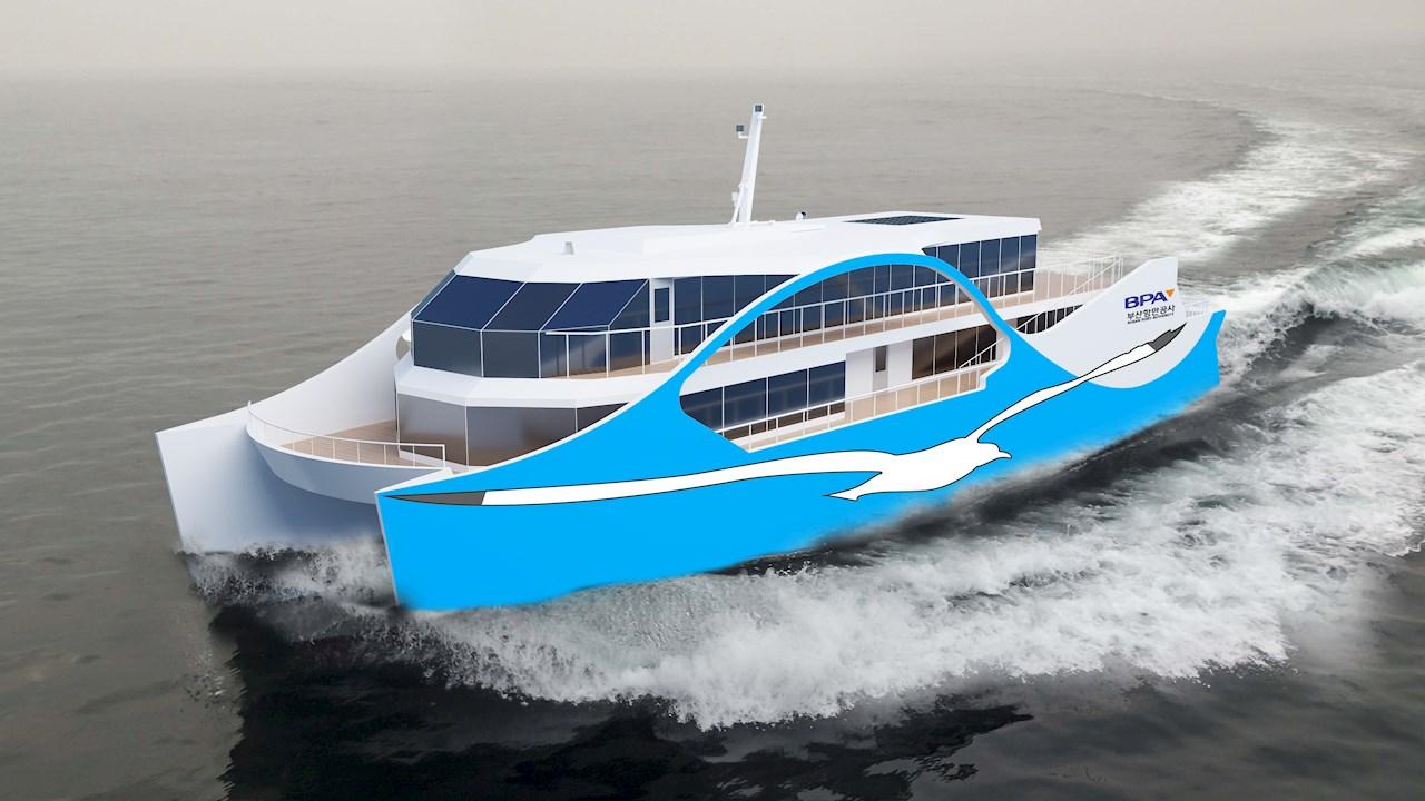 ABB to power South Korea's domestic zero-emission ferry