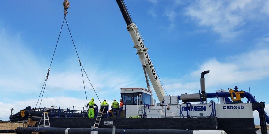 Kingston Council takes delivery of Damen CSD 350