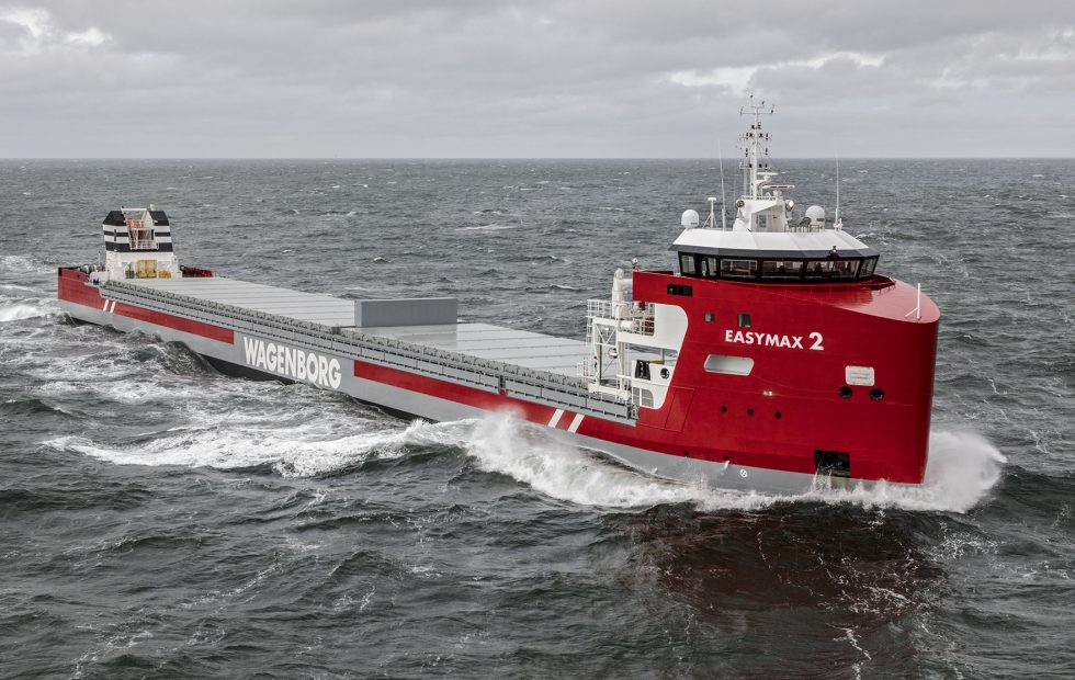 Royal Niestern Sander Shipyard hits milestone in LNG conversion