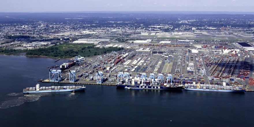 APM Terminals Elizabeth aims to cut emissions by 45% in new year