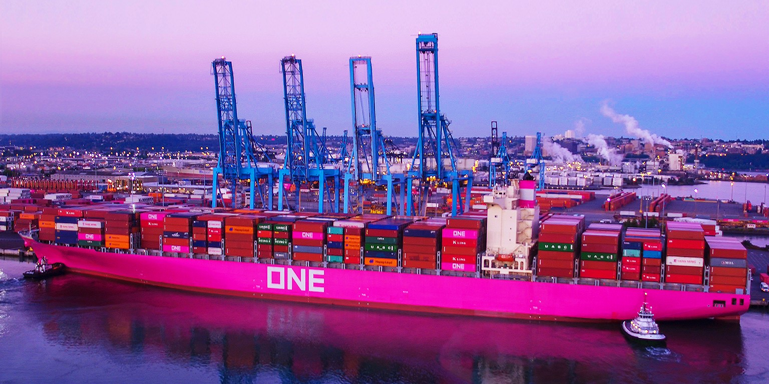 Ocean Network Express experiences profits increase at end of 2020