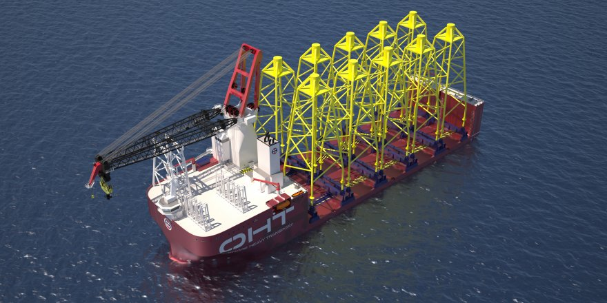 Liebherr has won an order to deliver a heavy lift crane