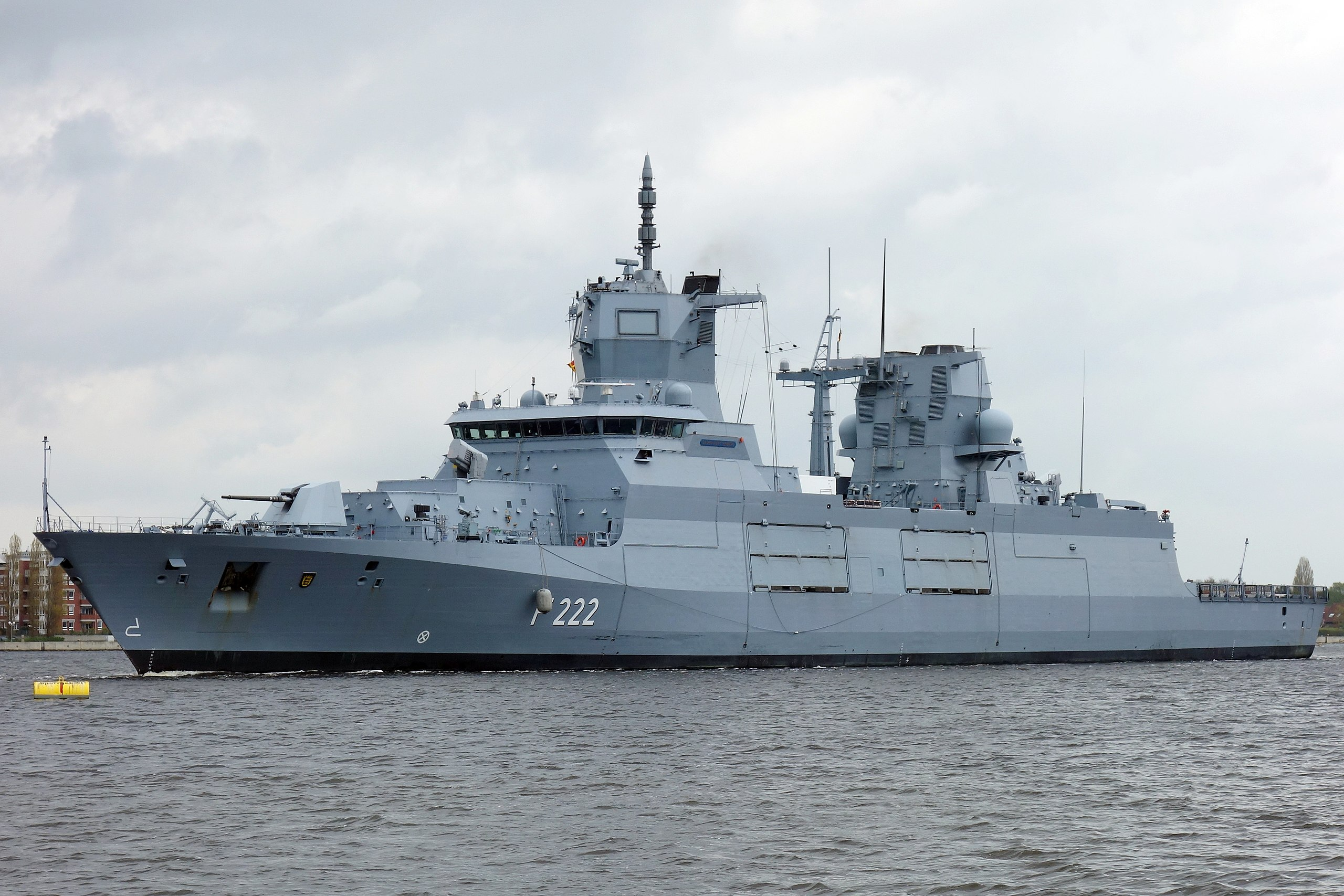 NATO Maritime Group One conducts exercises with the German Navy