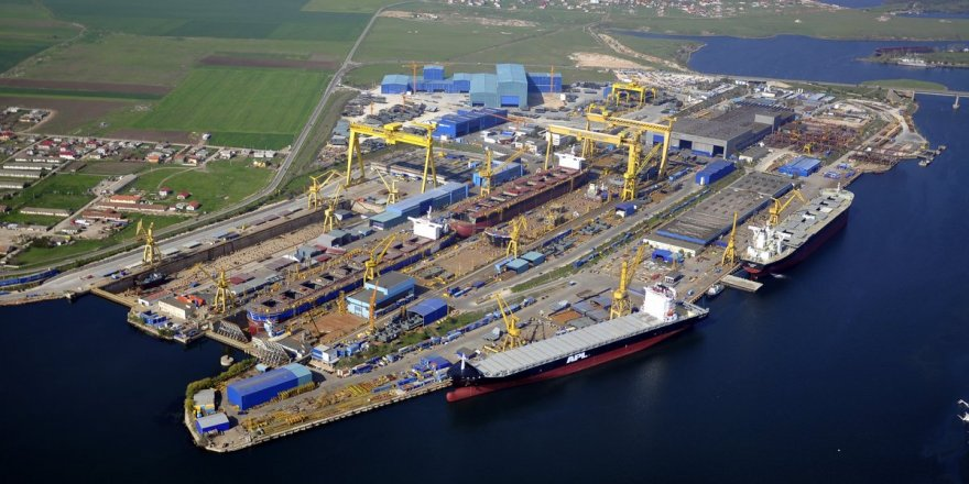 Damen Shipyards Group assumes operational control at Mangalia shipyard