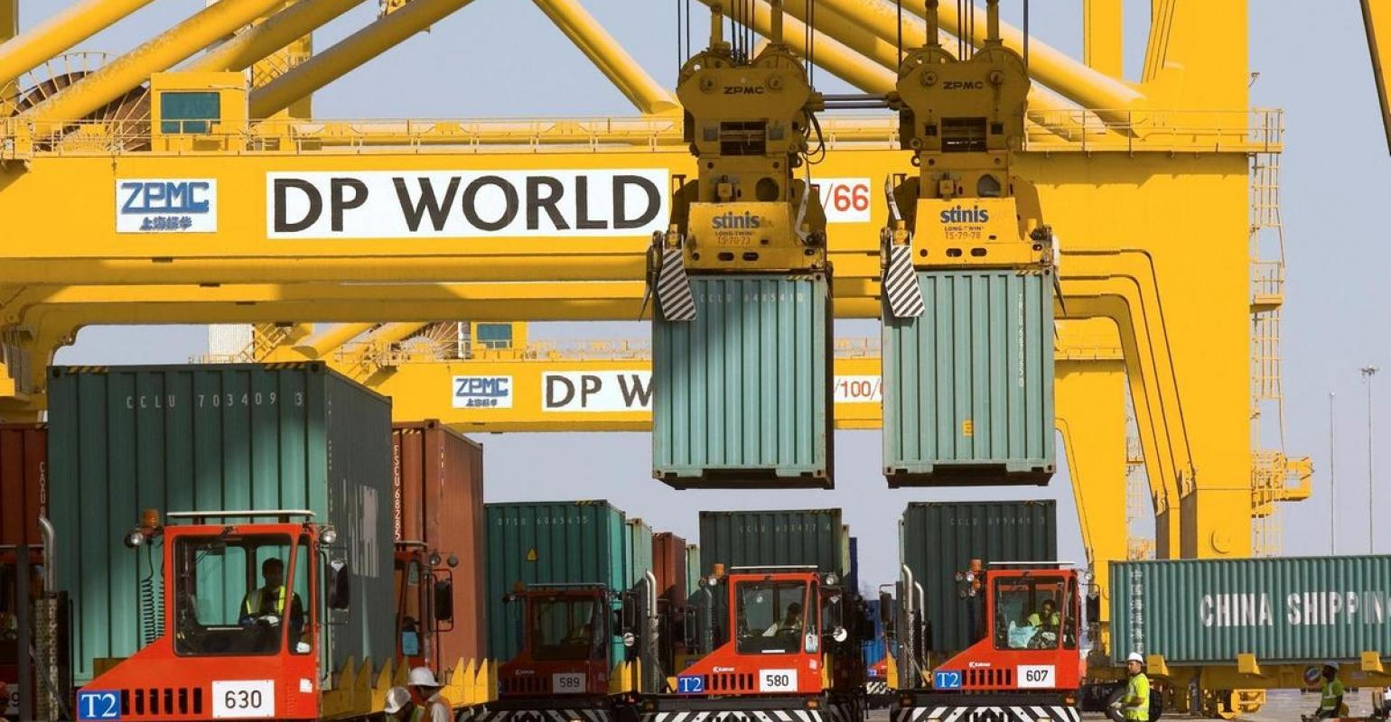 Major port operator DP World announces volume growth in 2020
