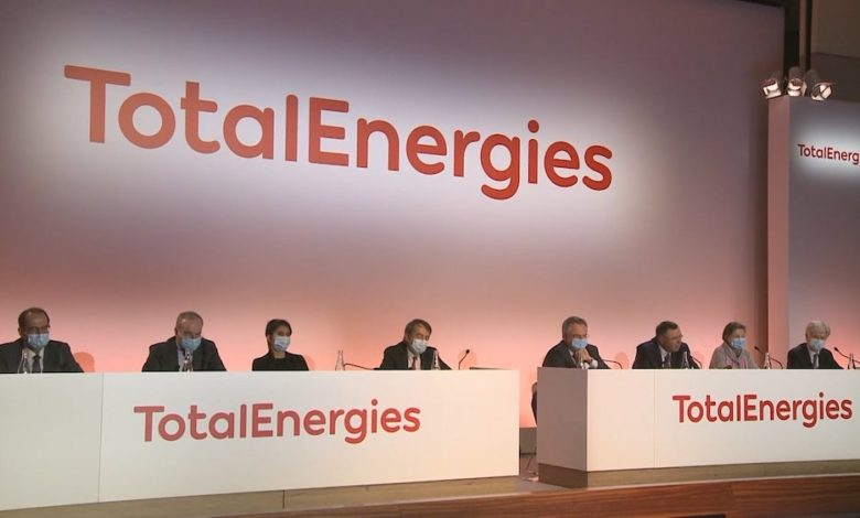French energy group Total change its name to TotalEnergies