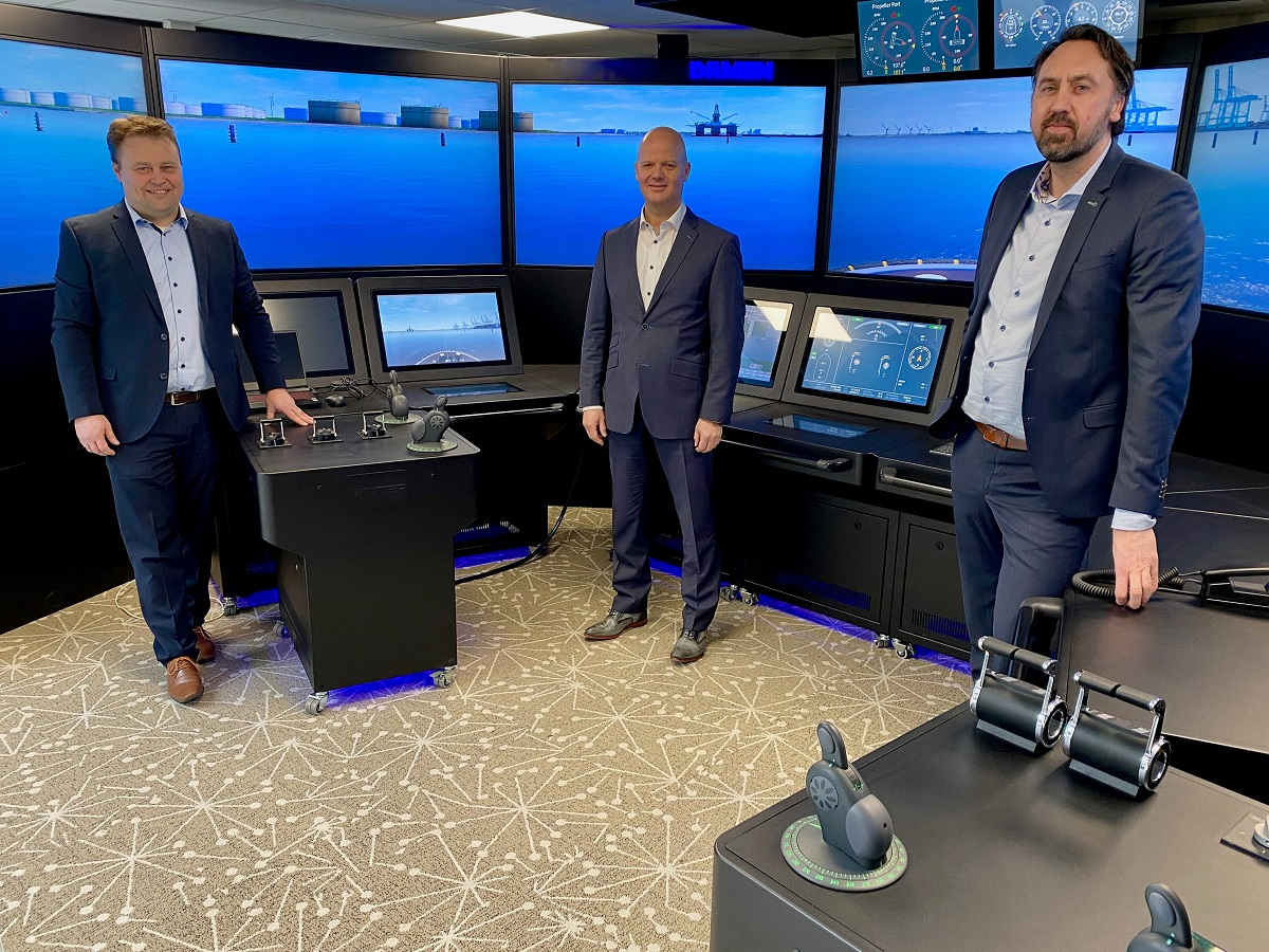 Damen and Sea Machines to work on autonomous ship tech