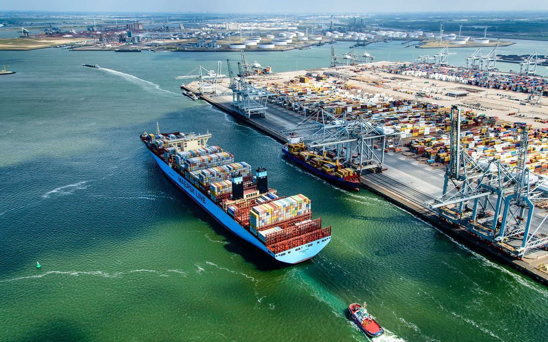 Uniper and Port of Rotterdam Authority work on green hydrogen plant
